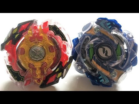 Legend Spryzen S3 Oval Xtreme vs  Hyrus H2 8 Orbit : Beyblade Burst Evolution