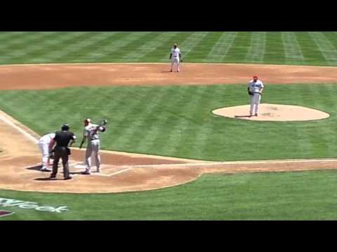 Josh Hamilton Booed in  Baseball Town    2013 Texas Rangers Home Opener
