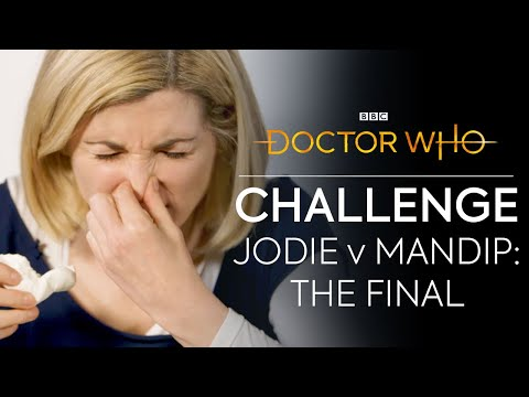 The FINAL Challenge | Jodie Vs Mandip | Doctor Who