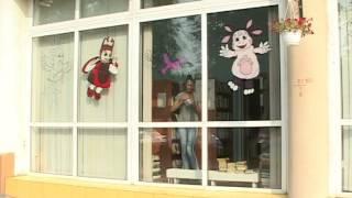 Солигорск. СТК. Знакомимся с художником-оформителем детской библиотеки