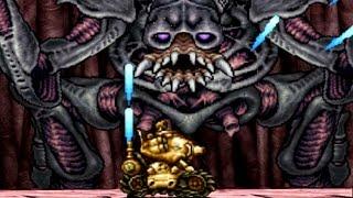 Metal Slug 6 - All Bosses (No Damage)