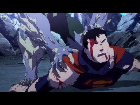 Superman Vs Doomsday [Part 3]   The Death Of Superman