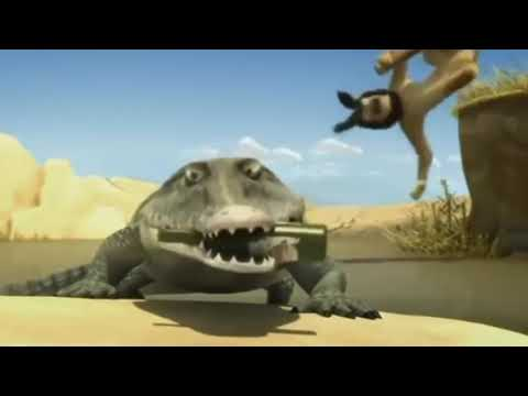 Cartoon Animals For Children   LEON Animated   Very Funny Cartoons  6