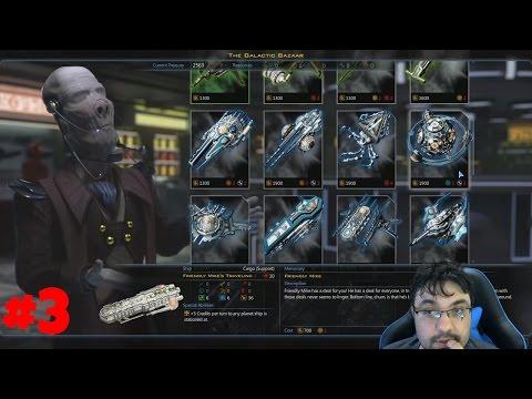 Galactic Civilization 3: Mercenaries - United Earth [3] português / vamos jogar