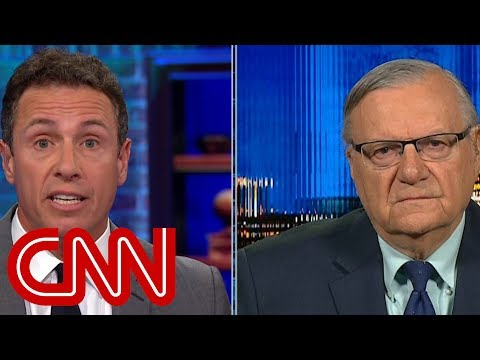 Joe Arpaio: Why don't we blame the adults?