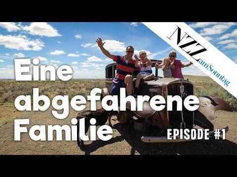 Eine abgefahrene Familie/Reise-Story/NZZ am Sonntag