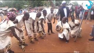 Danse   Musique traditionnel Bissa