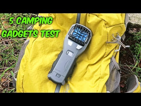 5 Camping Gadgets put to the Test   Part 9
