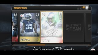 Madden 15 Ultimate Team - EPIC 2nd Cornucopia Pack Opening! MUT 15 Ultimate Feast Collection