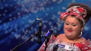 Amazing Auditions 17 - Bojana Stamenov - Serbia's Got Talent 2012