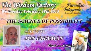 THE SCIENCE OF POSSIBILITY with Jon Freeman, Heidi Hornlein, Mark Davenport