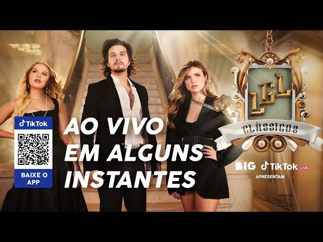 #LIVECLASSICOS - Luan Santana, Giulia Be e Luisa Sonza