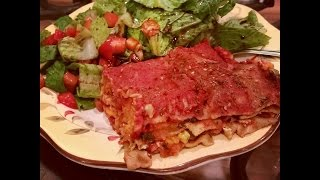 Starch Solution - Yummy Lasagna