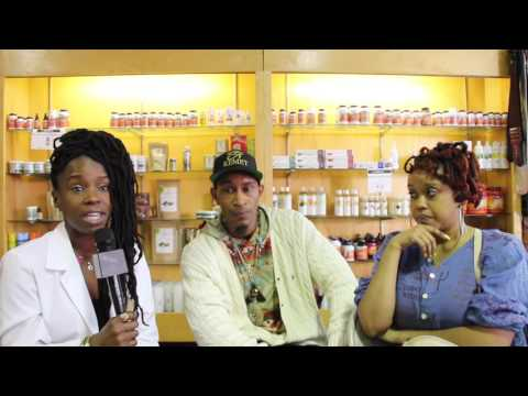 Malikah Ali & Elle Samory- Black Women, Holistic Health, and Corporate America