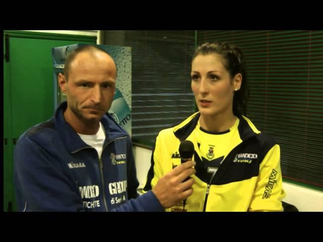Imoco-Novara Valentina Tirozzi