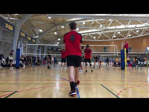Scorpion Mens volleyball - NZ Nationals 2017