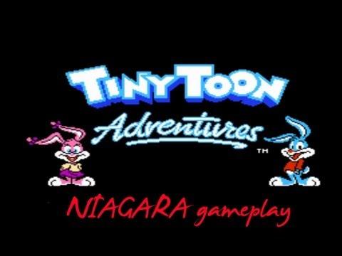 Tiny Toon Adventures (Тини Тун Каникулы) Полное прохождение