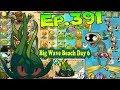 Plants vs. Zombies 2 | New Snorkel Zombie | Tangle Kelp - Big Wave Beach Day 6 (Ep.391)