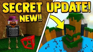 *NEW* HUGE SECRET (New Mystery block?) | Build a boat for Treasure ROBLOX