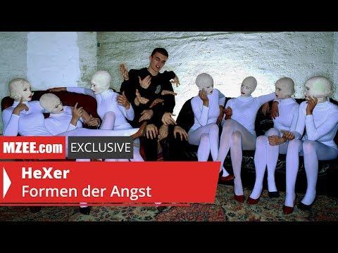 HeXer – Formen der Angst prod. by Beatowski (MZEE.com Exclusive Audio)