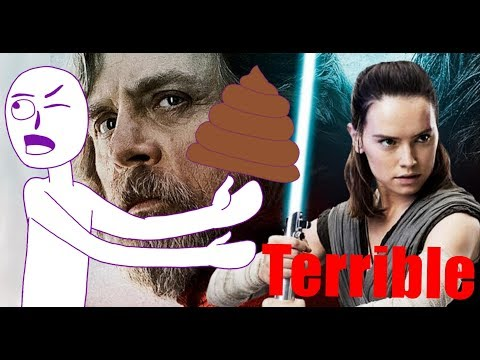 Star Wars: The Last Jedi Is Absolutely Terrible | Animation