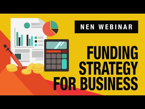 Building a sustainable Funding strategy for your Business | Anjana Vivek, Venturebess Consulting