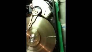 Worlds loudest hard drive!