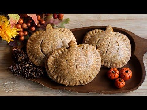 Pumpkin Pie Empanadas Recipe | The Sweetest Journey