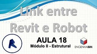 Revit Structure 2016| Aula 18| Link entre Revit e Robot Structural Analysis