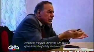 Resulun Heydarin gotune sabunsuz girdiyi vaxtlar!!!!!