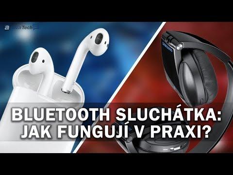 Bluetooth sluchátka: Jak fungují v praxi? - AlzaTech #693