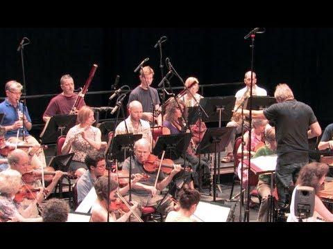 Recording Mozart with Angela Hewitt