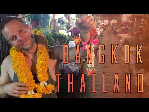 Traveling Tom - Bangkok, Thailand
