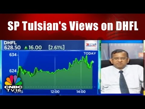 SP Tulsian's Views on DHFL, CG Power, Reliance Home Finance || CNBC TV18