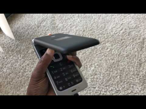 Tracfone ZTE Cymbal LTE 4G (Android Flip Phone)