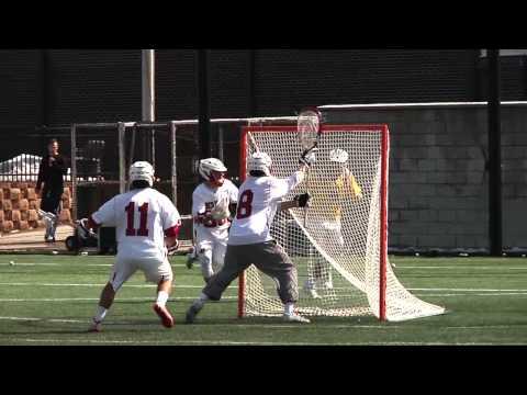 Goalie Spotlight - Nick Baxter - DICKINSON | The Goalie Channel
