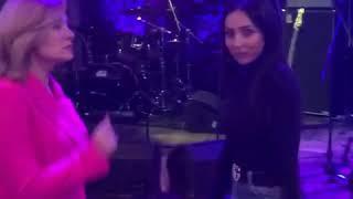 Алсу, Галыгин и Жанна Мартиросян пляшут на дне рождения Муругова