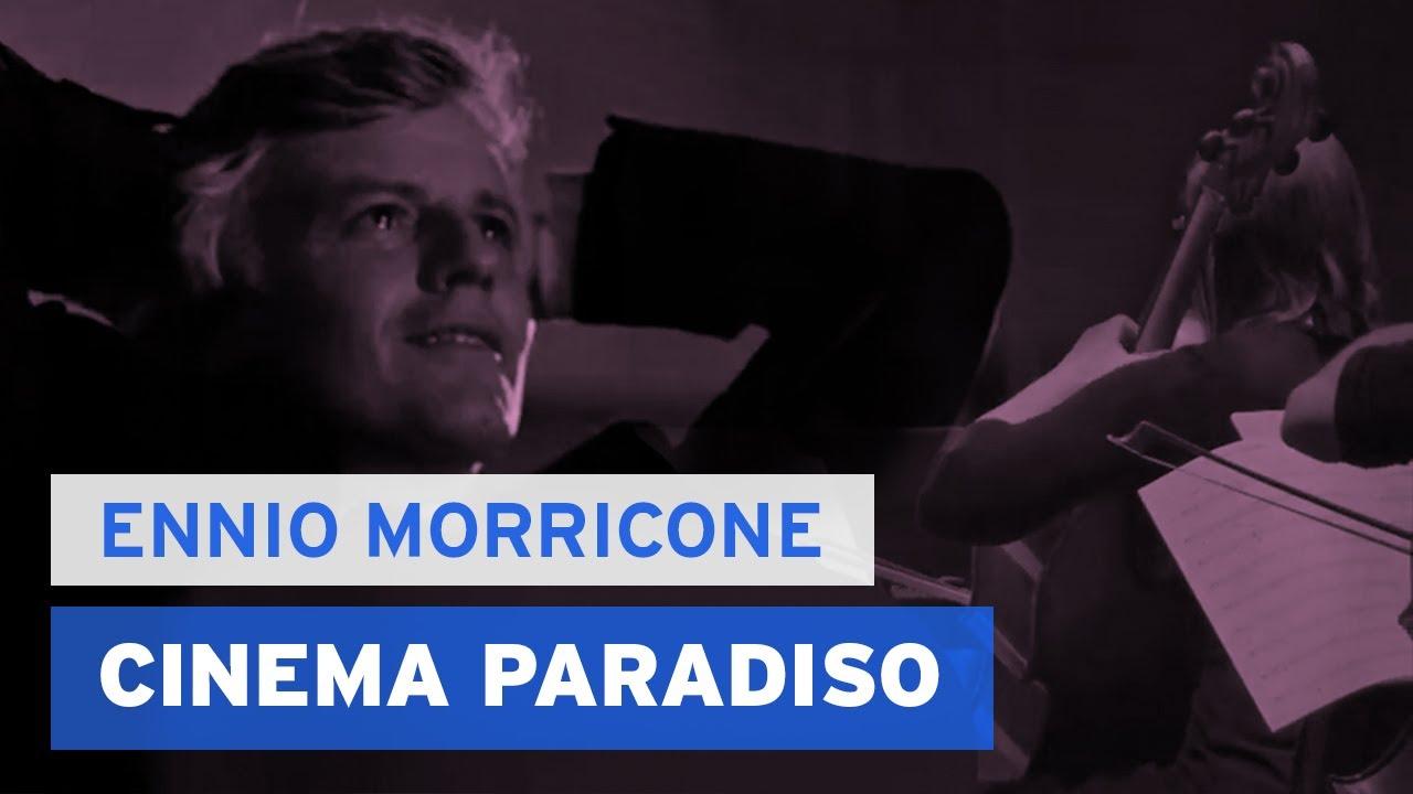 Orquestra Ouro Preto interpreta Cinema Paradiso, de Ennio Morricone
