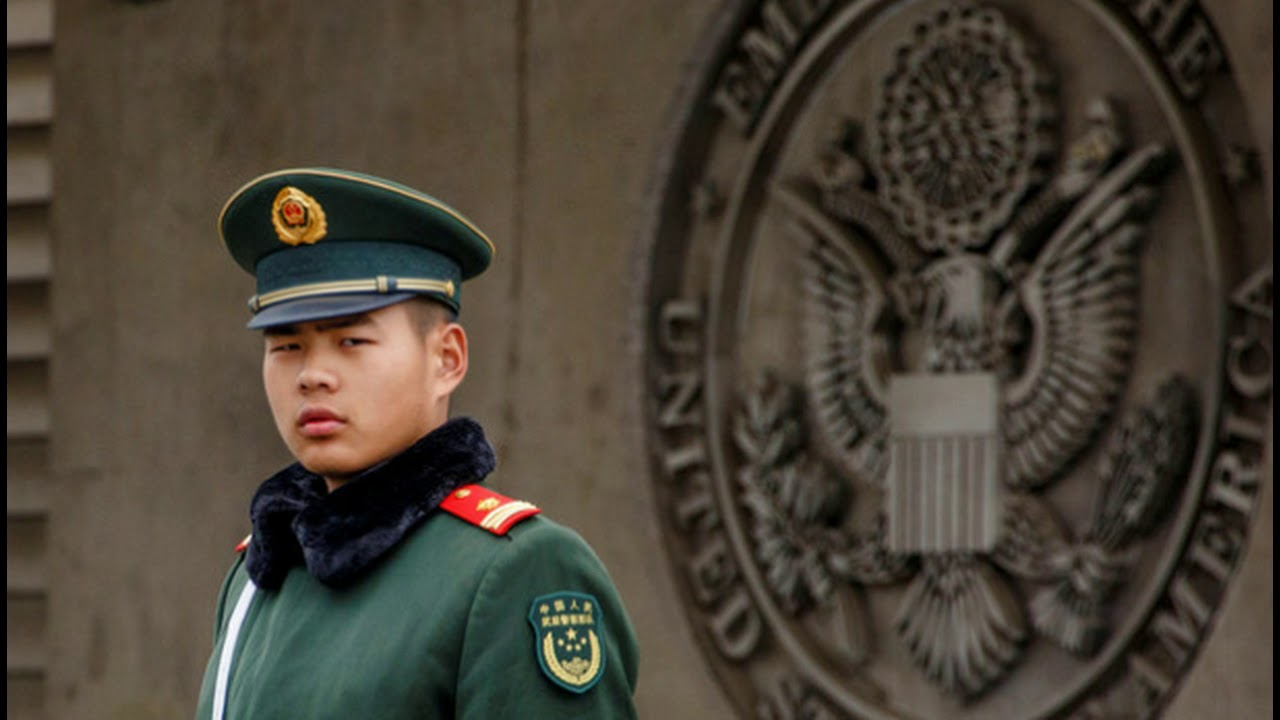 US Issues Travel Warning For China, Says 'Exit Bans' Used to Compel Participation In Probes