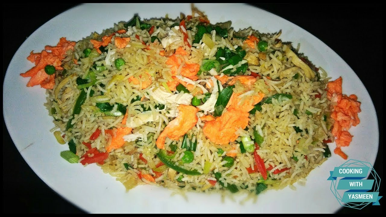 Chicken egg fried rice recipe in urduhindi how to make chinese chicken egg fried rice recipe in urduhindi how to make chinese chicken fried rice ccuart Images