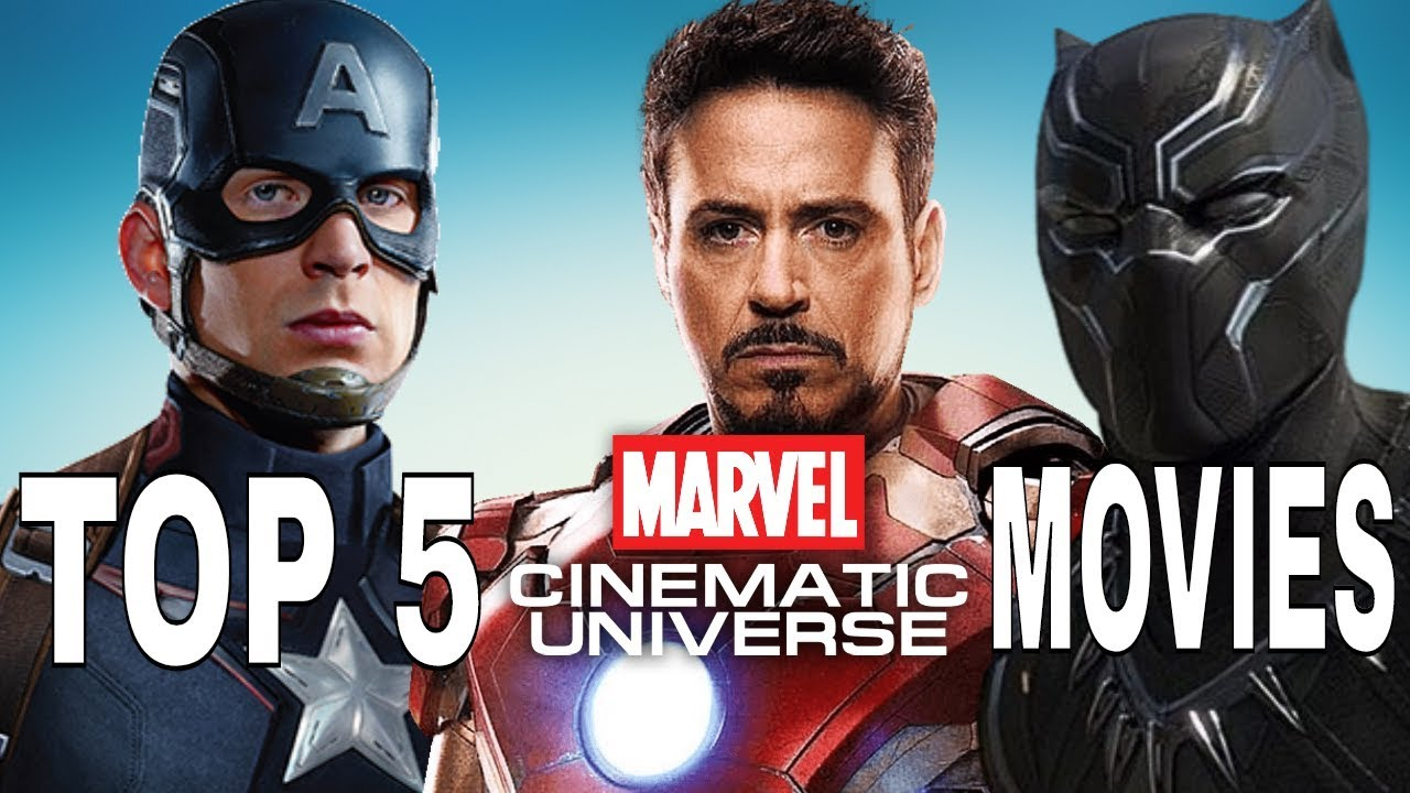 Top 5 Best Marvel Movies (What are yours?)