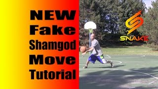 NEW - FAKE Shamgod Streetball Move Tutorial - Ankle Breaker NBA Crossover Mixes