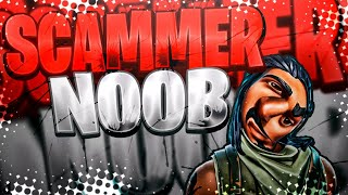 Hunting the SCAMER plus NOOB of all FORTNITE! Fortnite save the world