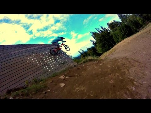 Lac Blanc - La Fat | following Paul Freudenmacher [ gopro ]
