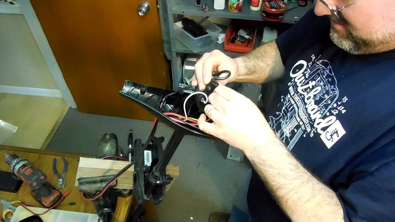 maxresdefault how to fix the switch on a minn kota trolling motor youtube
