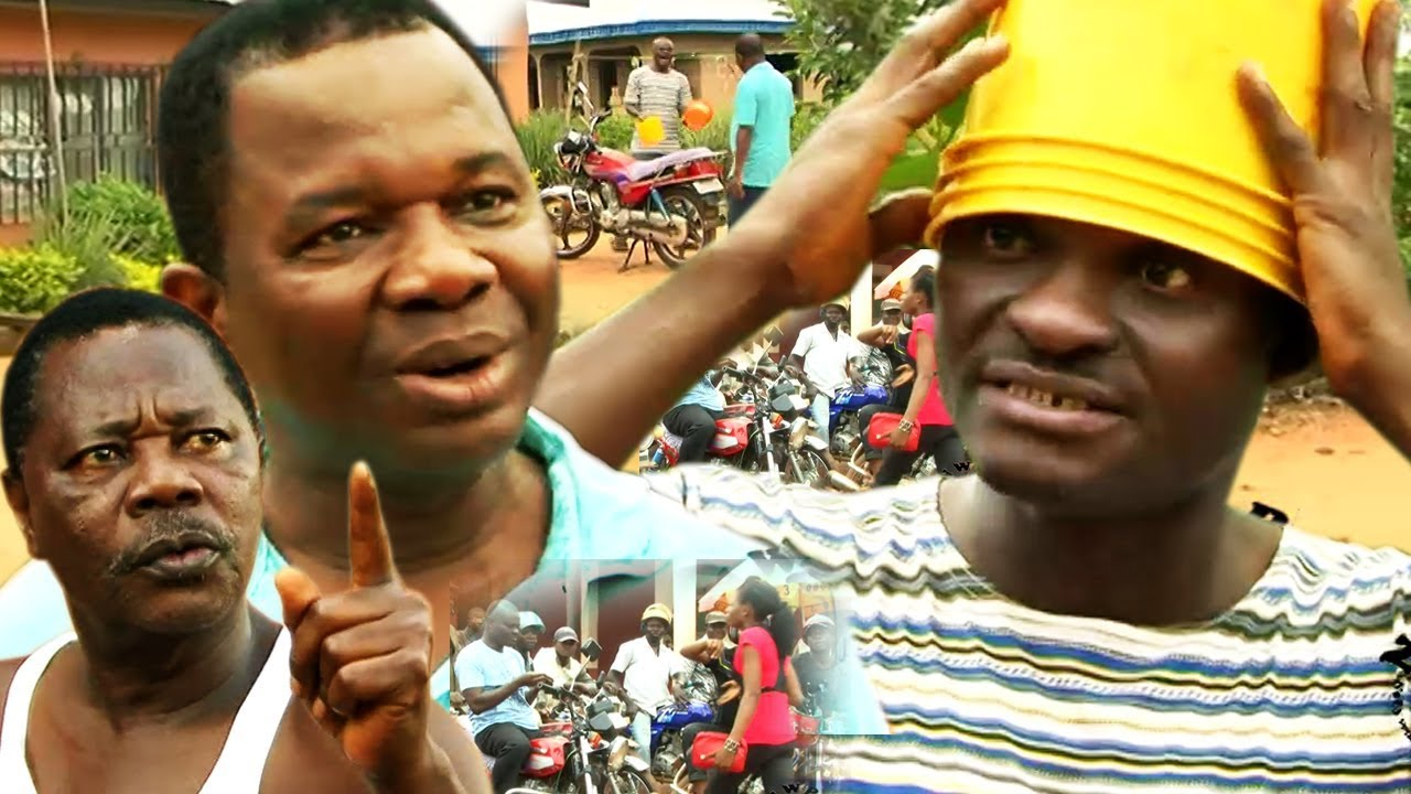 Download The Very Good Merry Men 2 - 2018 Latest Nigerian Nollywood Comedy Movie Full HD