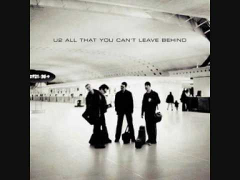 4)walkON.-All That You Can't Leave Behind -U2