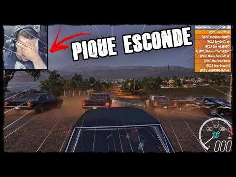 PIQUE ESCONDE DE DODGE DART - FORZA HORIZON 3