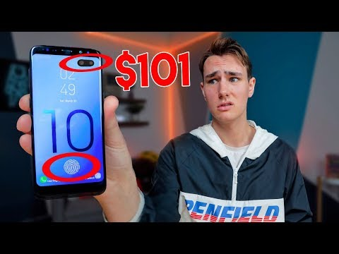 $101 Fake Samsung Galaxy S10+ - How Bad Is It?