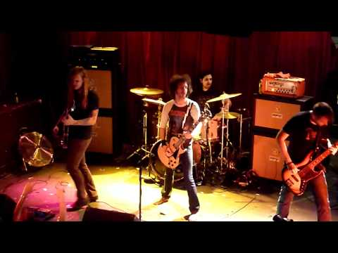 The Sword - The Warp Riders - live @ The Note, WC, PA